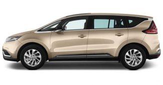 Renault espace v 7 places