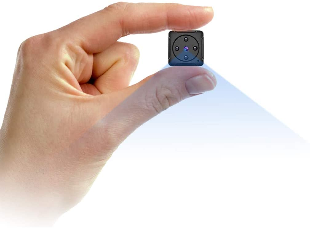 Mini-caméra-surveillance